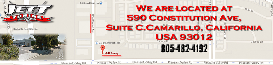 590 Constitution Ave, Suite C.  Camarillo, California